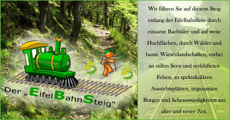 Startseite Eifelbahnsteig